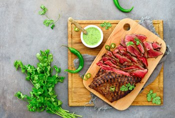What Are the Health Benefits of London Broil?