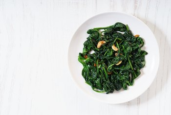 Different Ideas for Eating Spinach