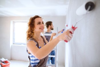How to Paint Over Drywall Repairs