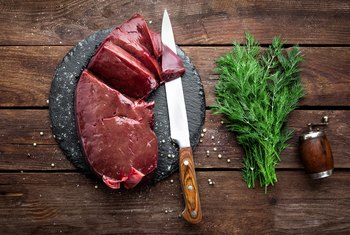 How Much Beef Liver Is Good to Eat Each Month or Week?
