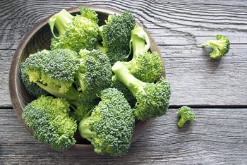 List of Dark Green Vegetables