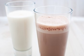 What Is the Benefit of Drinking Chocolate Milk for Athletes?