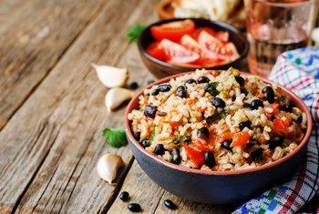 How Often Should Vegetarians Eat Beans & Rice?