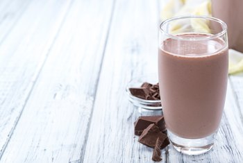 What Are the Benefits of Chocolate Soy Milk?