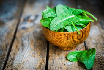 Carbohydrates in Spinach
