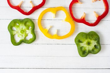 What Do Red Bell Peppers Do for Your Body?