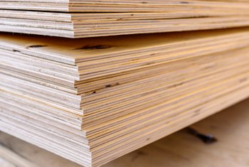 How to Protect Plywood From Water Damage