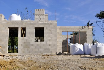 The Pros & Cons of Concrete Block House Construction