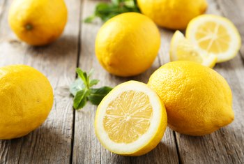 What Is the Benefit of Eating Whole, Fresh Lemons?