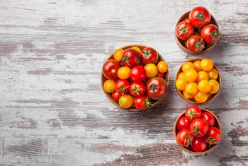 What Are the Health Benefits of Eating Cherry Tomatoes?