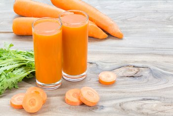 Does Refrigerated Carrot Juice Lose Nutrients?