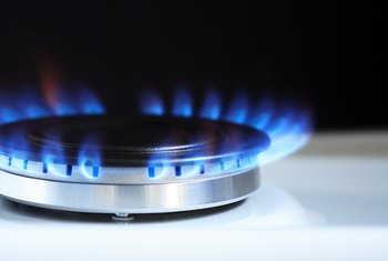 How to Check a Kitchen Range for Gas Leaks