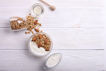 Can You Get Enough Vitamin D From Milk & Yogurt?