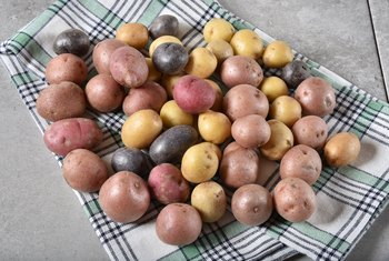 Number of Carbohydrates in One Medium Red Potato