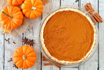 Health Benefits of Pumpkin Pie