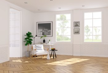 How to Make Your Hardwood Floor Look Whitewashed