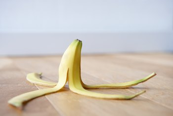 Do Banana Peels Work in Potted Plants?