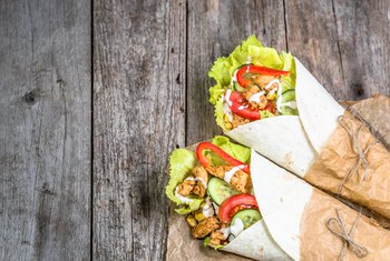 Are Chicken Wraps Healthy?
