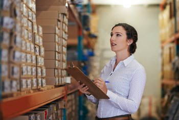 What Are the Differences Between Inventory & Stock?