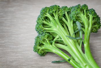 Steamed Broccoli for Kids
