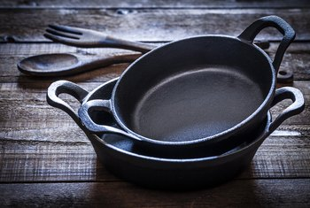 How to Identify Cast-Iron Cookware Marks
