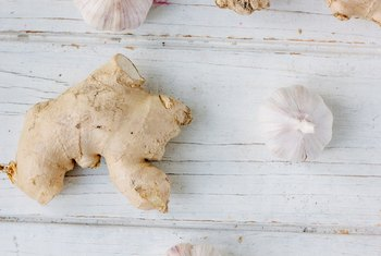 The Benefits of Garlic & Ginger in Losing Weight