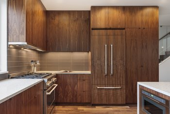 Step-by-Step Instructions on How to Strip & Stain Kitchen Cabinets