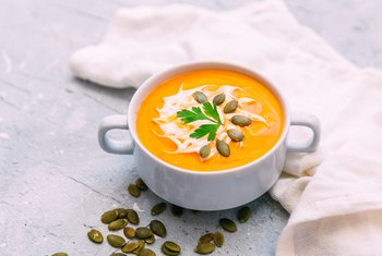 What Are the Health Benefits of Roasted Butternut Squash Soup?