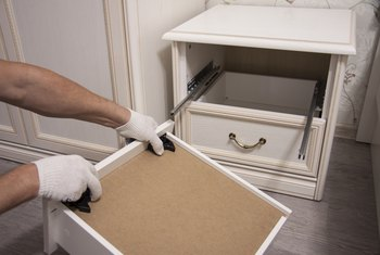 How to Adjust Automatic Closing Drawers