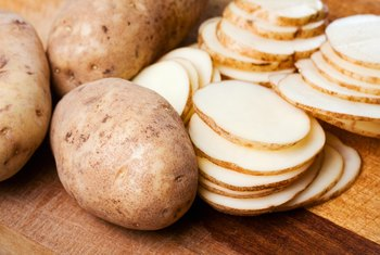 The Benefits of Russet Potatoes