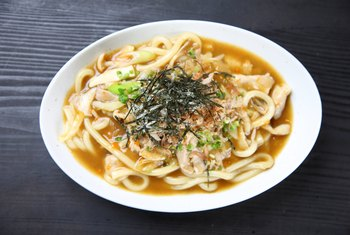 Is There Gluten in Udon?