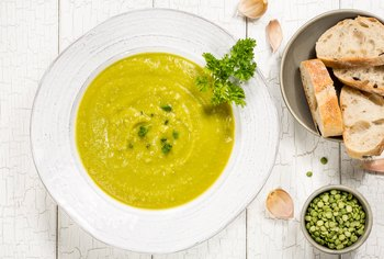 The Advantages of Split Pea Soup