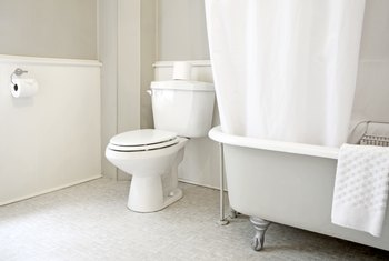 What Size Are Toilet Waste Drains?