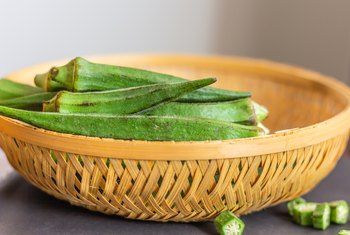 How Much Fiber Is in Okra?