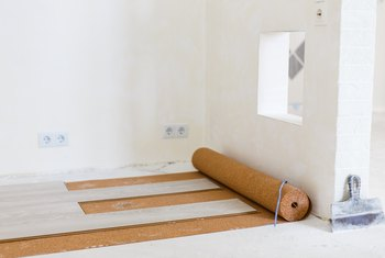 How to Stagger Floating Floors