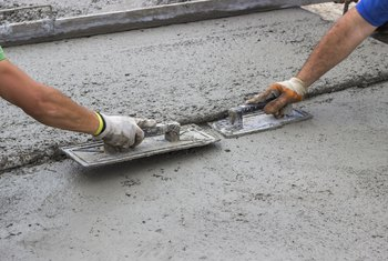 How to Seal a Painted Concrete Floor