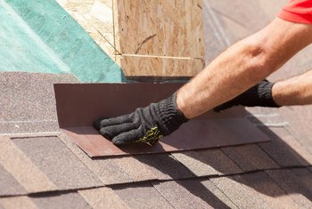 Roof Shingles Are Not Lying Flat