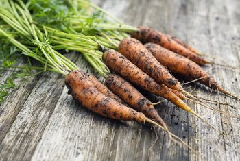 How Much Sodium Is in a Real Carrot?