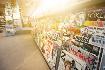 Types of Jobs in Magazine Publishing