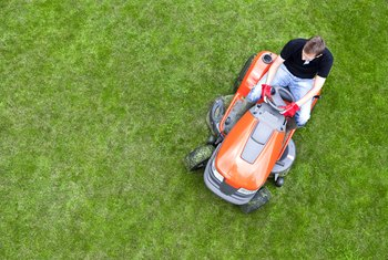 Low-Wheel Vs. High-Wheel Mowers