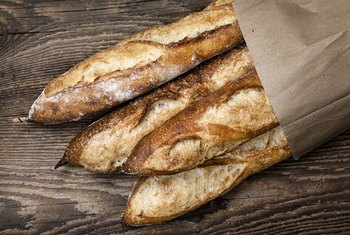 Benefits of Eating French Bread