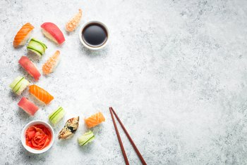 What Is the Pink Stuff Served With Sushi Called?