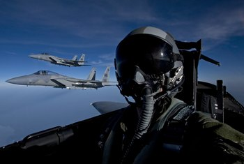 Fighter Pilot: Salary, Requirements and Job Description