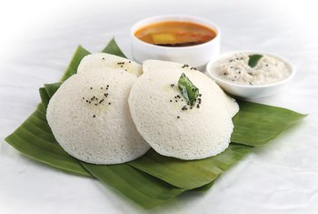 Nutrition Facts of Idli