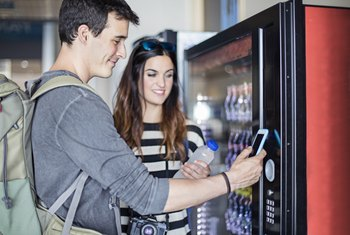 Step-by-Step Process of How a Vending Machine Works