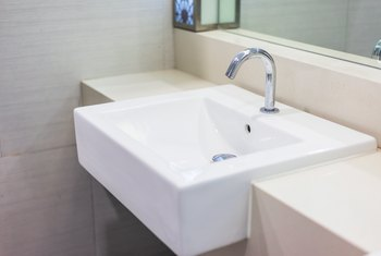 How to Refinish Chrome Bathroom Fixtures