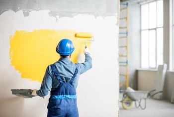 How to Even Out Splotchy Interior Paint