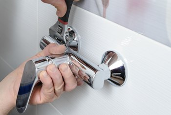 How to Replace a Shower Mixer Valve