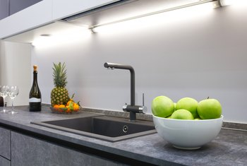 How to Troubleshoot an American Standard Single Lever Kitchen Faucet