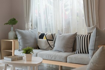 How to Decorate with a Beige Sofa